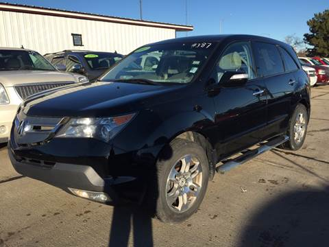 2007 Acura MDX for sale at De Anda Auto Sales in South Sioux City NE