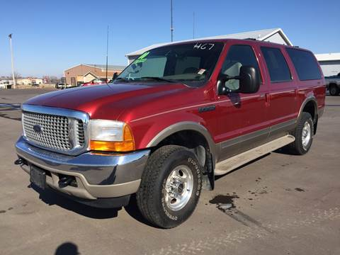 2000 Ford Excursion Limited for sale at De Anda Auto Sales in South Sioux City NE