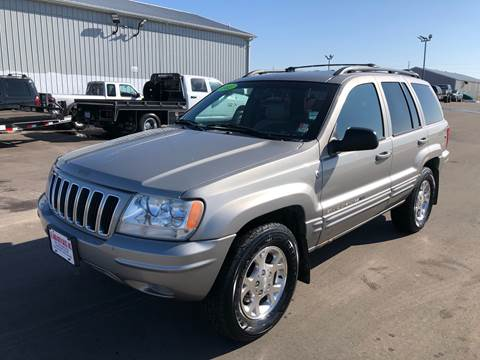 2001 Jeep Grand Cherokee Limited for sale at De Anda Auto Sales in South Sioux City NE