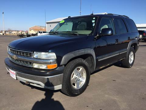 2004 Chevrolet Tahoe LT for sale at De Anda Auto Sales in South Sioux City NE