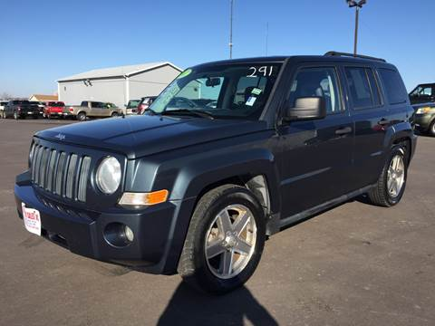 2007 Jeep Patriot Sport for sale at De Anda Auto Sales in South Sioux City NE