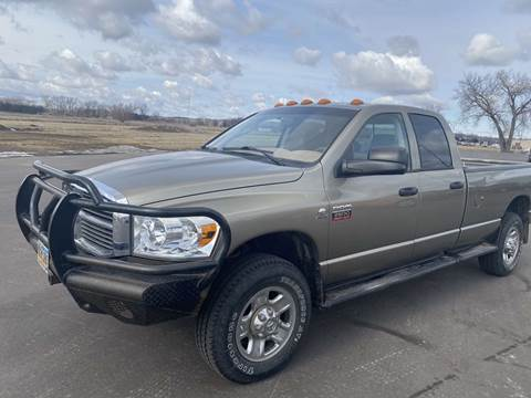 2008 Dodge Ram Pickup 2500 for sale at De Anda Auto Sales in South Sioux City NE