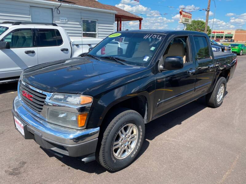 2009 GMC Canyon for sale at De Anda Auto Sales in South Sioux City NE