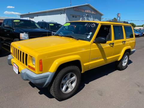 2001 Jeep Cherokee for sale at De Anda Auto Sales in South Sioux City NE
