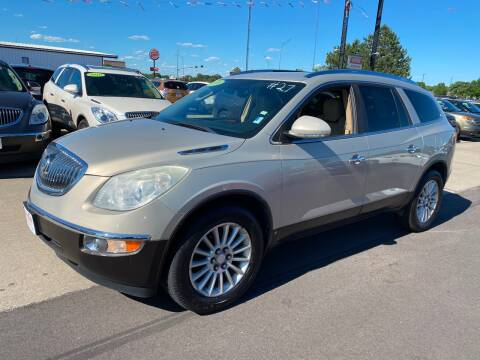 2008 Buick Enclave for sale at De Anda Auto Sales in South Sioux City NE