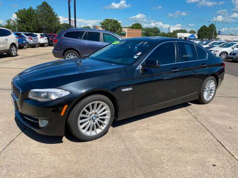 2011 BMW 5 Series for sale at De Anda Auto Sales in South Sioux City NE