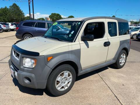 2005 Honda Element for sale at De Anda Auto Sales in South Sioux City NE
