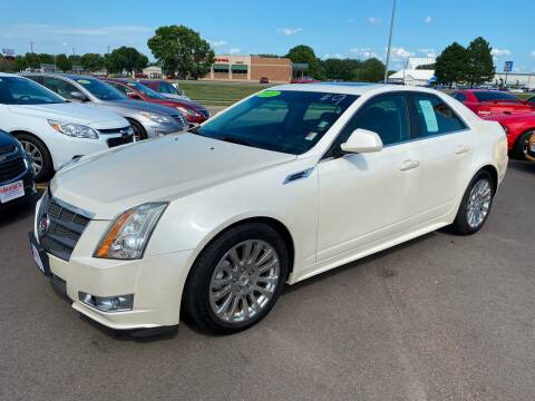 2010 Cadillac CTS for sale at De Anda Auto Sales in South Sioux City NE