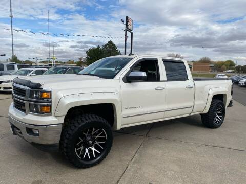 2014 Chevrolet Silverado 1500 for sale at De Anda Auto Sales in South Sioux City NE
