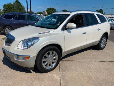 2011 Buick Enclave for sale at De Anda Auto Sales in South Sioux City NE