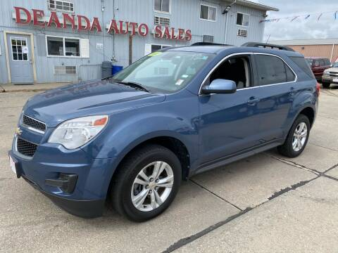 2012 Chevrolet Equinox for sale at De Anda Auto Sales in South Sioux City NE