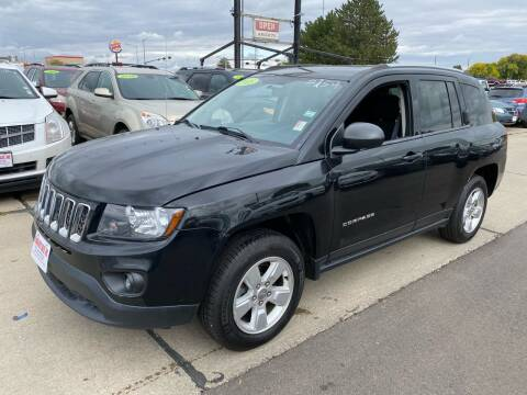 2015 Jeep Compass for sale at De Anda Auto Sales in South Sioux City NE