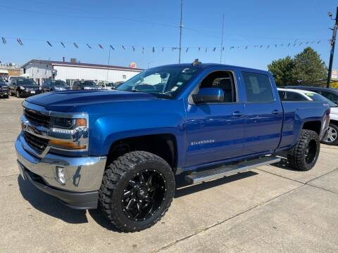 2017 Chevrolet Silverado 1500 for sale at De Anda Auto Sales in South Sioux City NE