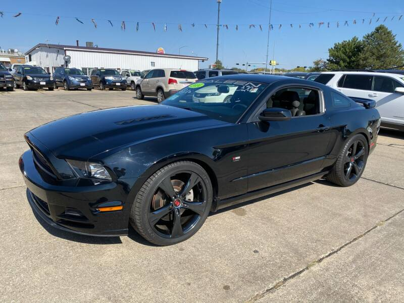 2014 Ford Mustang for sale at De Anda Auto Sales in South Sioux City NE