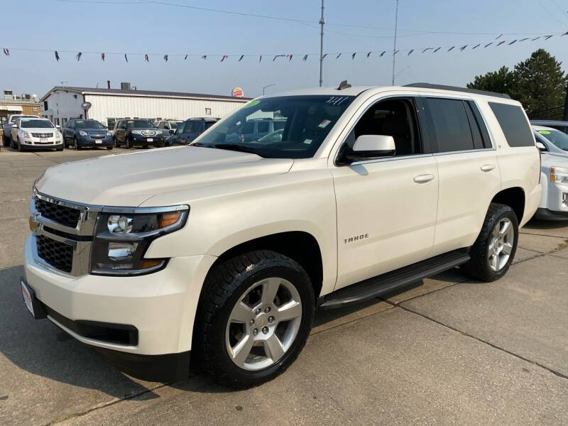 2015 Chevrolet Tahoe for sale at De Anda Auto Sales in South Sioux City NE