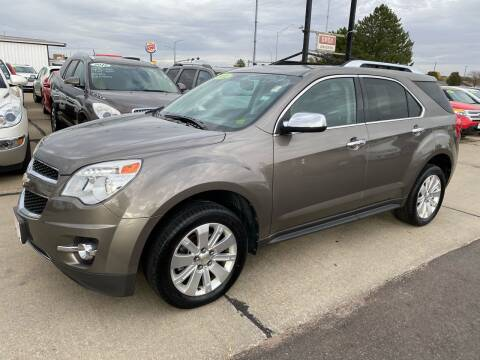 2011 Chevrolet Equinox for sale at De Anda Auto Sales in South Sioux City NE