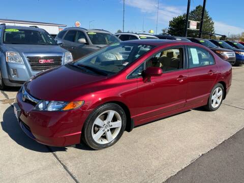 2006 Honda Civic for sale at De Anda Auto Sales in South Sioux City NE