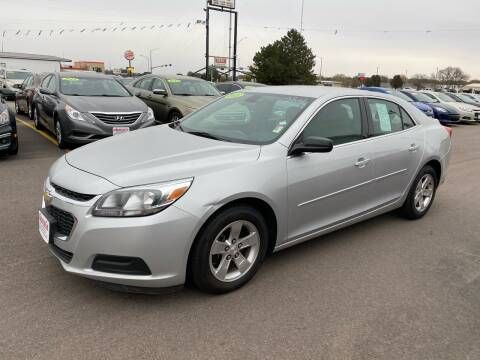 2015 Chevrolet Malibu for sale at De Anda Auto Sales in South Sioux City NE