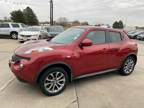 2013 Nissan JUKE for sale at De Anda Auto Sales in South Sioux City NE