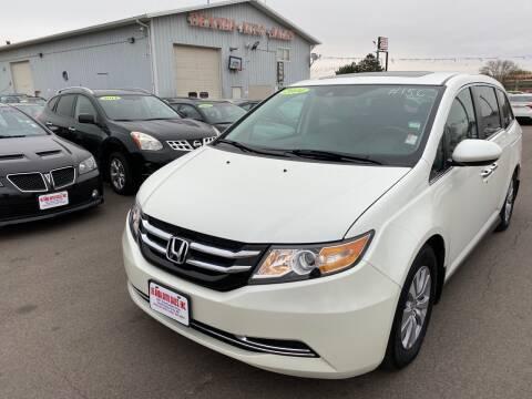2014 Honda Odyssey for sale at De Anda Auto Sales in South Sioux City NE