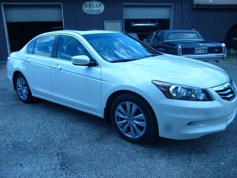 2011 Honda Accord for sale in Minerva, OH
