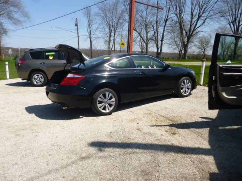 2010 Honda Accord EX L 2dr Coupe 5A   Minerva OH