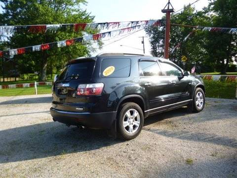 2009 GMC Acadia for sale in Minerva, OH