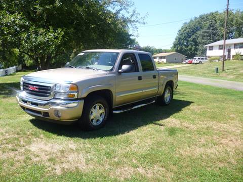 2006 GMC Sierra 1500 for sale in Minerva, OH