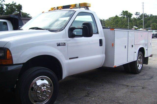 1999 Ford F550  for sale at buzzell Truck & Equipment in Orlando FL