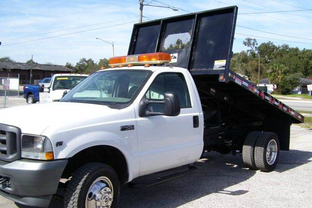 2004 Ford F-450 Super Duty for sale at buzzell Truck & Equipment in Orlando FL