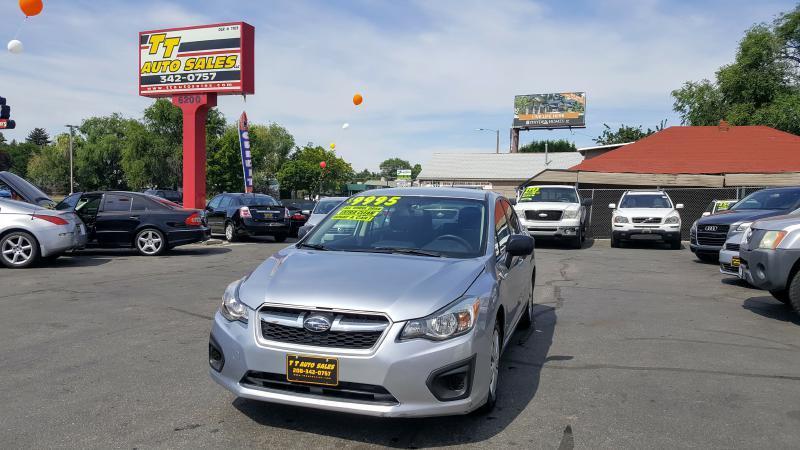 2012 Subaru Impreza AWD 2.0i 4dr Sedan CVT - Boise ID
