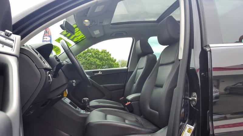 2011 Volkswagen Tiguan S 4dr SUV 6A - Boise ID