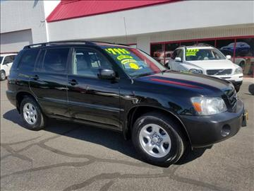 2004 Toyota Highlander for sale in Boise, ID