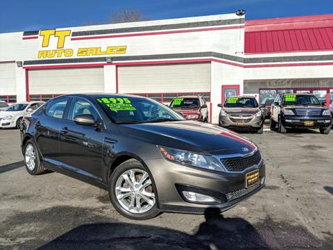 2013 Kia Optima for sale in Boise, ID