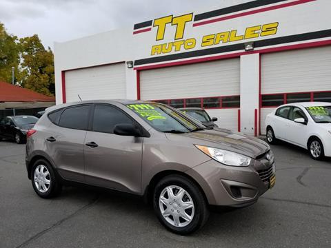 2012 Hyundai Tucson for sale in Boise, ID