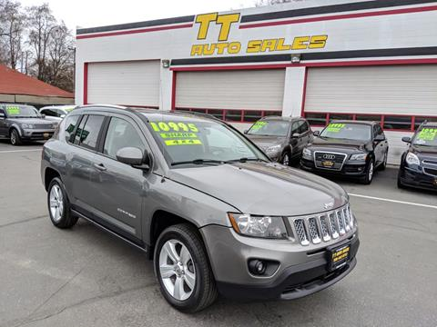 2014 Jeep Compass for sale in Boise, ID