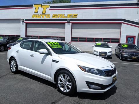 2013 Kia Optima for sale in Boise, ID