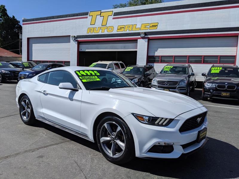 Tt Auto Sales >> 2015 Ford Mustang In Boise Id Tt Auto Sales Llc