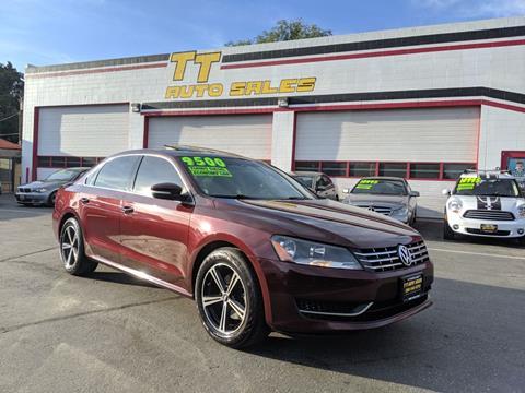2014 Volkswagen Passat for sale in Boise, ID