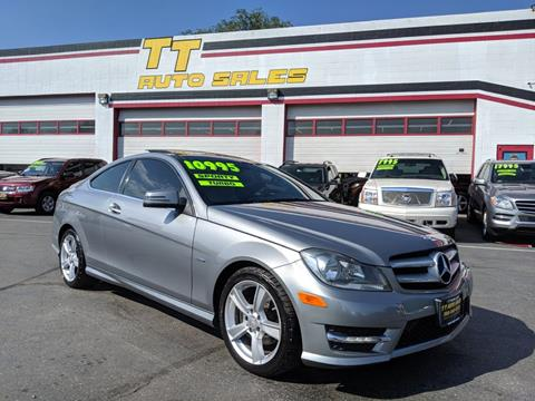 2012 Mercedes-Benz C-Class for sale in Boise, ID
