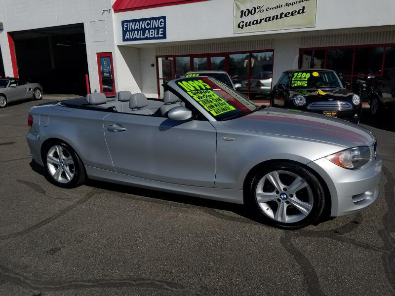 2009 BMW 1 Series 128i 2dr Convertible - Boise ID