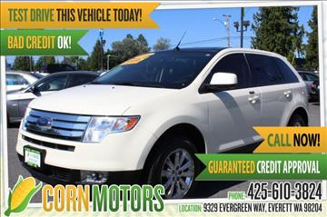 2007 Ford Edge for sale in Everett, WA