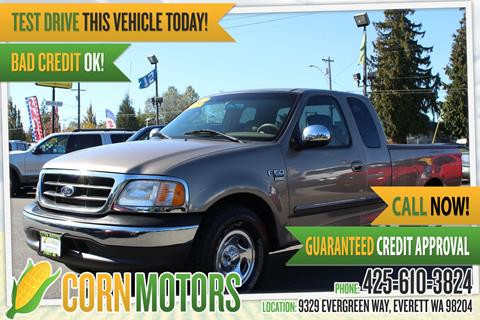 2002 Ford F-150 for sale in Everett, WA