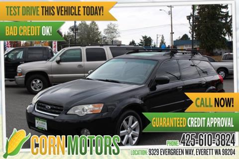 2006 Subaru Outback for sale in Everett, WA