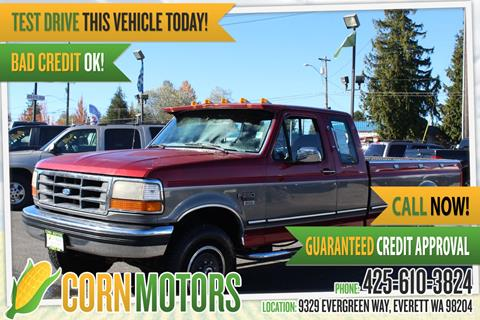 1992 Ford F-250 for sale in Everett, WA