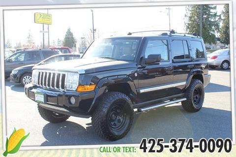 2006 Jeep Commander for sale in Everett, WA