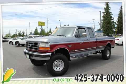 1997 Ford F-250 for sale in Everett, WA