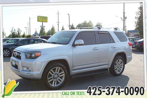 2010 4runner For Sale >> 2010 Toyota 4runner For Sale In Everett Wa