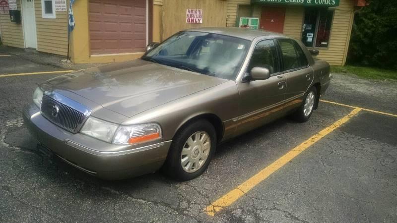 2003 Mercury Grand Marquis LS Premium 4dr Sedan - Mahopac NY