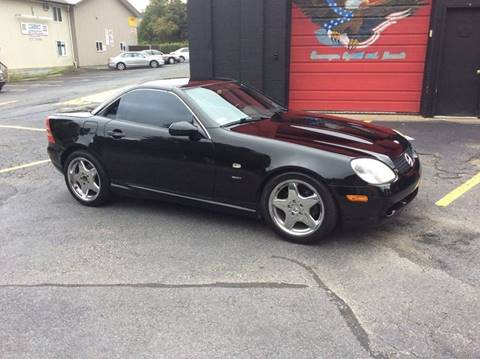 1999 Mercedes-Benz SLK for sale in Mahopac, NY